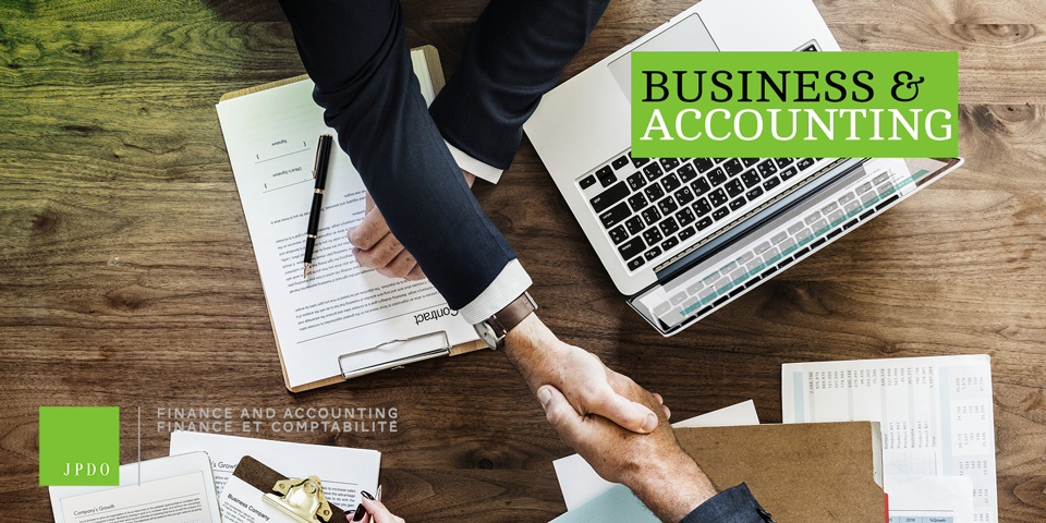 BUSINESS ADVICE AND ACCOUNTING SOFTWARE