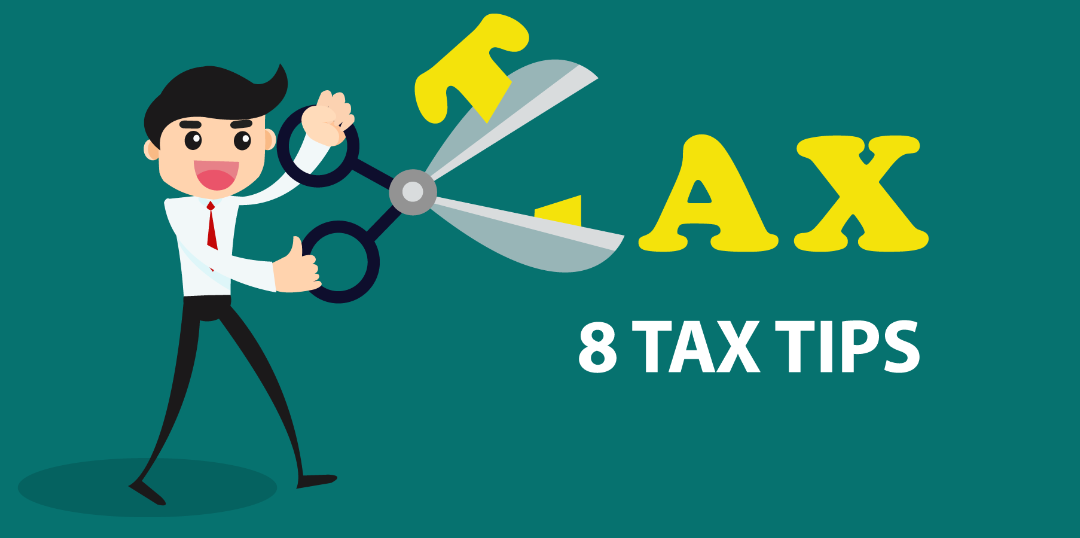 8 Tax Tips for Canadian small business tax savings
